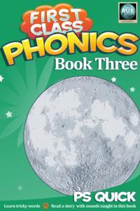 First Class Phonics - Book 3