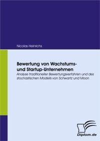 Bewertung von Wachstums- und Startup-Unternehmen