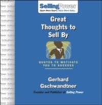 Great Thoughts to Sell By
