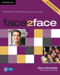 Face2face Upper Intermediate With Key
