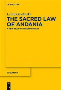 Sacred Law of Andania