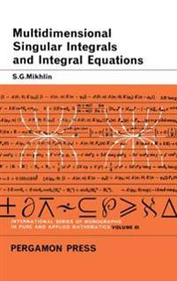 Multidimensional Singular Integrals and Integral Equations