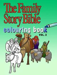 The Family Story Bible Colouring Book Volume 2 10-Pack