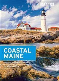 Moon Coastal Maine (Sixth Edition)