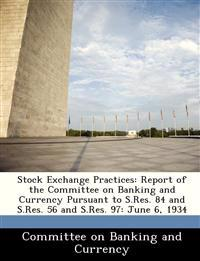 Stock Exchange Practices