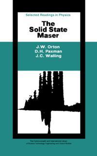 Solid State Maser
