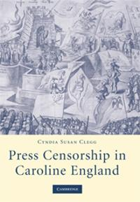 Press Censorship in Caroline England