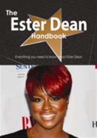 Ester Dean Handbook - Everything you need to know about Ester Dean