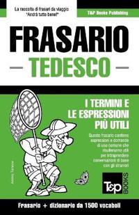 Frasario Italiano-Tedesco E Dizionario Ridotto Da 1500 Vocaboli