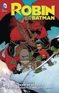Robin Son Of Batman HC Vol 1 Year Of Blood