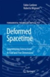 Deformed Spacetime