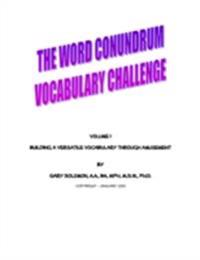 Word Conundrum Vocabulary Challenge