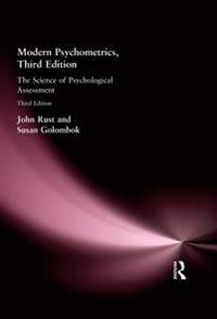 Modern Psychometrics, Third Edition