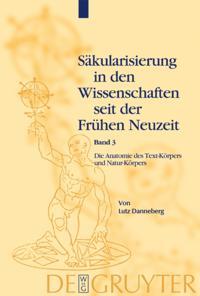 Die Anatomie des Text-Korpers und Natur-Korpers