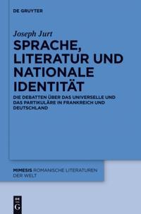 Sprache, Literatur und nationale Identitat