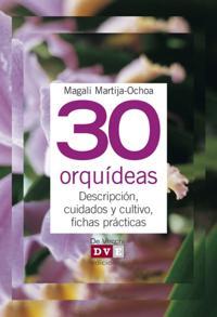 30 orquideas