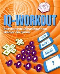 IQ Workout : stimulerande utmaningar som skärper din hjärna