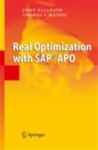 Real Optimization with SAP(R) APO