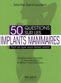 50 questions sur les implants mammaires
