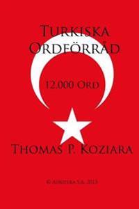 Turkiska Ordforrad