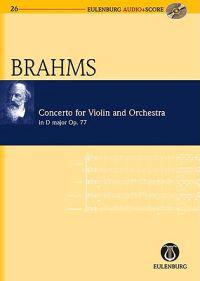 Concerto for Violin and Orchestra in D Major / D-Dur Op. 77