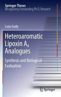 Heteroaromatic Lipoxin A4 Analogues
