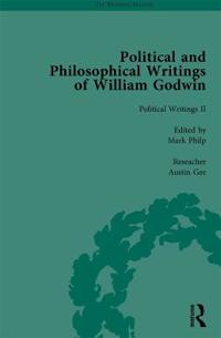 The Political and Philosophical Writings of William Godwin Vol 2