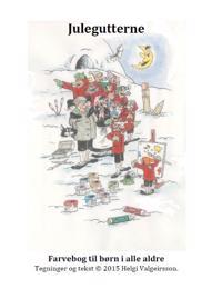 Julegutterne, farvebog