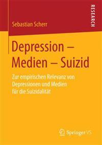 Depression – Medien – Suizid