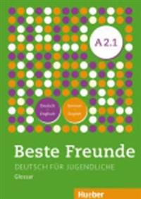 Beste Freunde A2/1. Glossar Deutsch-Englisch  -  German-English