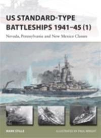 US Standard-type Battleships 1941?45 (1)