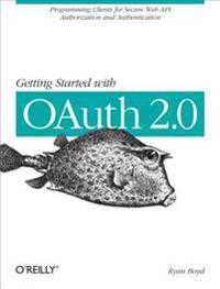 Getting Started with OAuth 2.0