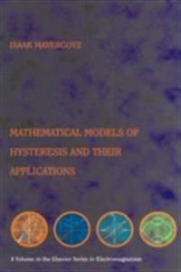 Mathematical Models of Hysteresis and their Applications