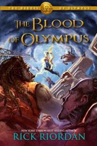 The Blood of Olympus (Heroes of Olympus #05)