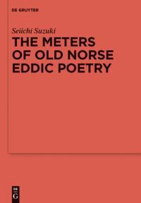 Meters of Old Norse Eddic Poetry
