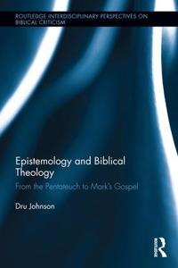 Epistemology and Biblical Theology