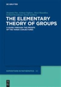 Elementary Theory of Groups