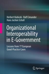 Organizational Interoperability in E-Government