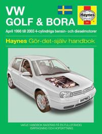 VW Golf And Bora