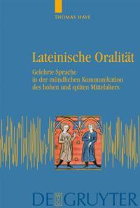 Lateinische Oralitat