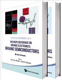 The WSPC Reference on Organic Electronics