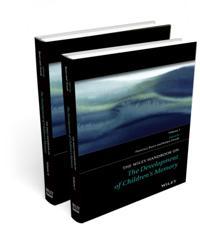 Wiley Handbook on the Development of Children's Memory