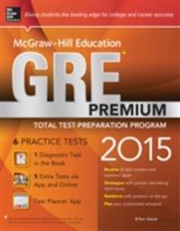 McGraw-Hill Education GRE Premium, 2015 Edition