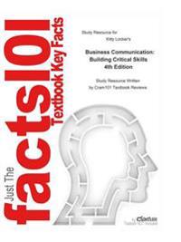 Business Communication, Building Critical Skills