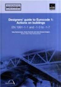 Designers' Guide to Eurocode 1: Actions on Buildings