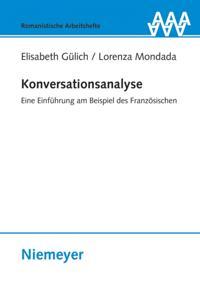 Konversationsanalyse