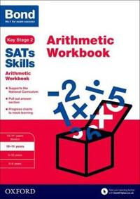 Bond sats skills: arithmetic workbook - 10-11 years