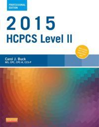 2015 HCPCS Level II Professional Edition - E-Book