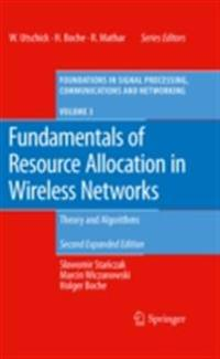Fundamentals of Resource Allocation in Wireless Networks