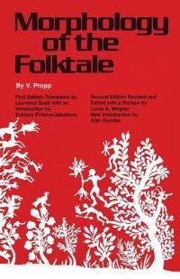 Morphology of the Folk Tale